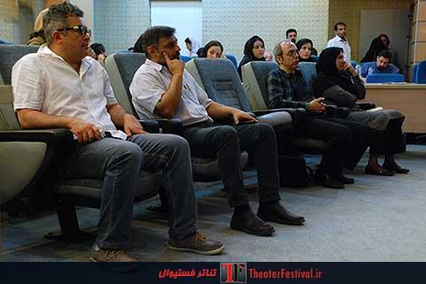 دبیر جشنواره - سعید اسدی