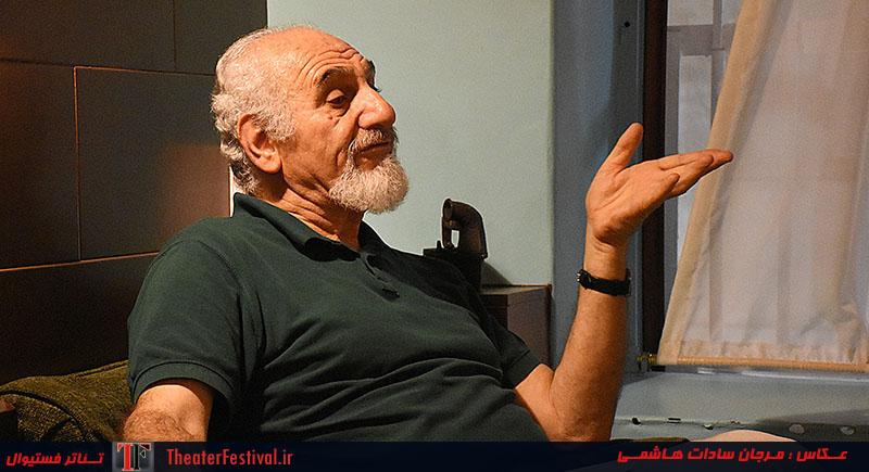 بخش دوم مصاحبه محمد ساربان