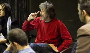 گزارش اولین روز کارگاه تخصصی نور جشنواره تئاتر فجر